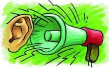ध्वनि प्रदूषणमुक्त बनाउन अभियान