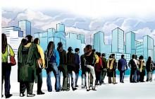 आठ सय युवाले भरे बेरोजगारी फाराम