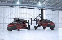 उड्ने कार निर्माण