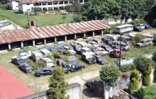 सिंहदरबारमा थन्किएका १५१ गाडी सदुपयोग