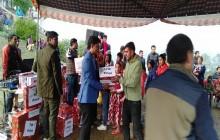 काठमाण्डौ विद्युत व्यवसायी संघको वनभोज सम्पन्न