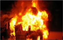 बिजुली सर्ट भई आगलागी, नौ घर जल्दा २३ लाख भन्दा बढी क्षति