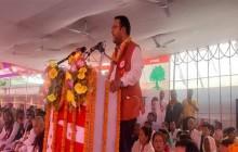 कुकुरलाई बिजुलीको खम्बा र कम्युनिस्टलाई खाली जग्गा देख्नै नहुने भो : महासचिव शाही