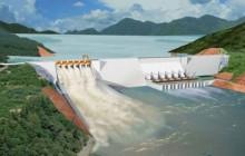 मध्यतमोर जलविद्युत् आयोजनाको निर्माण तीव्र गतिमा