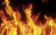 विद्युत चुहावट भई आगलागीमा पाँच घर जलेर नष्ट