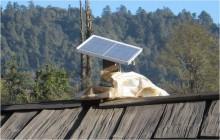 दलित परिवारलाई सौर्य उपकरण वितरण