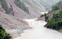 बूढीगङ्गा नदी थुनिने सम्भावना
