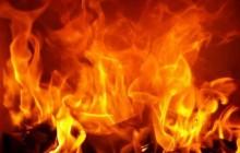 समाज वडा कार्यालयमा पेट्रोल छर्केर आगजनी