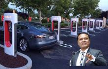 कुलमान घिसिङको अर्को अभियान, अब विद्युतीय सवारी साधनका लागि चार्जिङ स्टेशन बनाउँदै