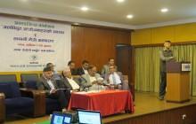 नीजि क्षेत्रले कम मूल्यमा विद्युत उत्पादन गर्नु सराहनिय छ : पूर्व प्रधानमन्त्री नेपाल