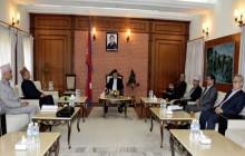 नेकपा सचिवालय बैठकको निर्णय : ओली पाँच वर्ष नै प्रधानमन्त्री, दाहाल कार्यकारी अध्यक्ष