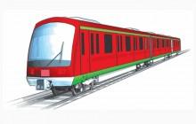 विद्युतीय रेलमार्गको ट्रयाक निर्माण कार्य तीव्ररुपमा अघि बढ्दै