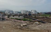 रोकियो पाइपलाइनबाट तेल आउने क्रम, युरो ६ को तयारी