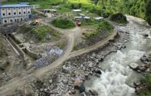 रुदीखोला–बी जलविद्युत आयोजनाको विद्युत राष्ट्रिय प्रसारणमा थपियो