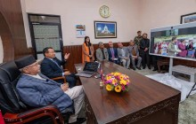 खोरुङ्गाखोला आयोजनाबाट विद्युत उत्पादन, प्रधानमन्त्रीद्वारा समुद्घाटन