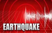 मध्यरातमा भूकम्पको धक्का
