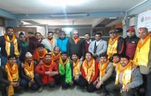 काठमाडौ विद्युतीय व्यवसायी संघमा पुरुषोत्तम नेपाल