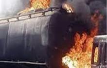 ग्यास ट्याङ्कर विस्फोट हुँदा चीनमा १८ को मृत्यु, १८९ घाइते
