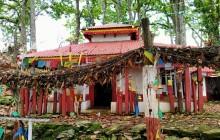 गोरखा घ्यालचोकमा जिर्ण रहेको मुन्थला मन्दिर पुनःनिर्माण  हुदै