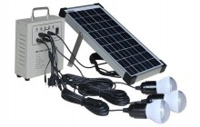 लिदी पहिरो पीडितलाई सौर्य ऊर्जा वितरण