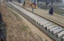 रेल्वे विभागको ठेक्कामा मिलेमतो भएको छैनः निर्माण व्यवसायी महासङ्घ