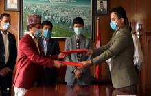 काठमाडौं महानगरपालिका र पशुपति क्षेत्र विकास कोषबीच विद्युतीय शवदाह गृह निर्माण गर्न सम्झौता