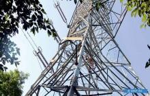 तामाकोसी जलविद्युतको टावर भाँचियो