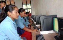 सामुदायिक विद्यालयलाई २० थान कम्प्युटर हस्तान्तरण