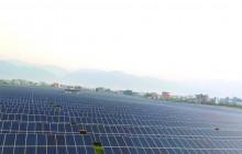 बुटवल सौर्य विद्युतबाट व्यापारिक उत्पादन, प्यानलमुनि बेसार खेती