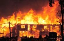 आगलागीमा रु ७६ लाखको क्षति, १३ परिवार विस्थापित