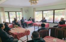 विभाजित नेपाली समुदायलाई जोड्ने रसायन परिवार दलले अङ्गीकार गरेको अग्रपंथी लोकतन्त्र ः अध्यक्ष ढकाल