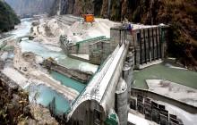 माथिल्लो तामाकोसी नेपालकै गौरव जलविद्युत आयोजना, जुन नेपाल कै लगानीमा बन्दै छ ।
