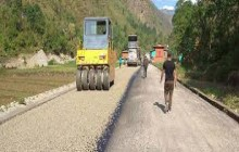 मध्यपहाडी लोकमार्गको बन्द हट्यो, यातायात नियमित सञ्चालन