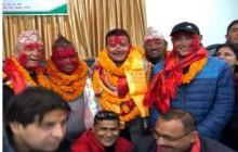 नेपाल उद्योग वाणिज्य महासङ्घ गण्डकीमा कोइराला निर्वाचित