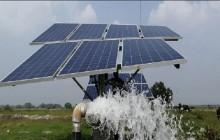 कृषि प्रवद्र्धनमा सौर्य सिँचाइ