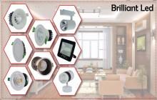 'ब्रिलेन्ट ब्रान्ड' लाईटिङ्ग क्षेत्रको एक विशिष्ट रुप हो
