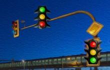 कोटेश्वर–कलङ्की खण्डमा 'ट्राफिक बत्ती' जडान गरिँदै