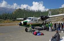 हुम्लामा खाद्यान्न संकट हुन नदिन पुनः हवाई उडान शुरु