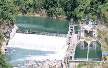 निर्माणाधीन २७ मेगावाट क्षमताको दोर्दीखोला जलविद्युत् आयोजना अन्तिम चरणमा