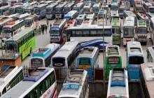 यातायात व्यवसायीद्वारा प्रधानमन्त्रीलाई ज्ञापनपत्र
