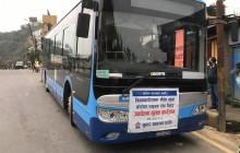 सुन्दर यातायातको योजना : दुई वर्षमा ५ सय विद्युतीय बस सञ्चालन गर्ने
