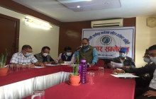 बुढीगण्डकी सरोकार समितिको माग १० दिनभित्र सुनुवाई नभए आन्दोलनमा उत्रने चेतावनी