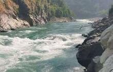 राहुघाट जलविद्युत आयोजना : १२ वर्षमा ३० प्रतिशत निर्माण