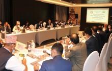 भारतको सहयोगमा संचालित पुनर्निर्माण कार्यको समीक्षा
